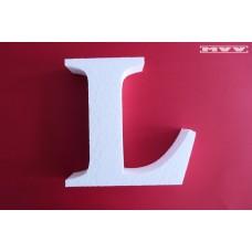 Буква L