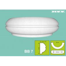 Капител / База BB 7 - 4,5x8 см