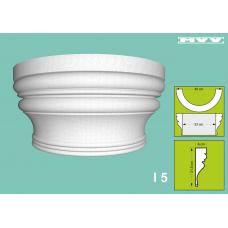 Капител / База I 5 - 6x21,5 см