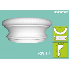 Капител / База KR 1-1 - 7x15 см