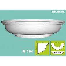Капител / База M 5 - 22,5x28 см