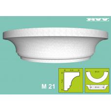 Капител / База M 21 - 6x7 см