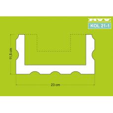 Модел KOL 21-1