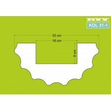 Модел KOL 31-1